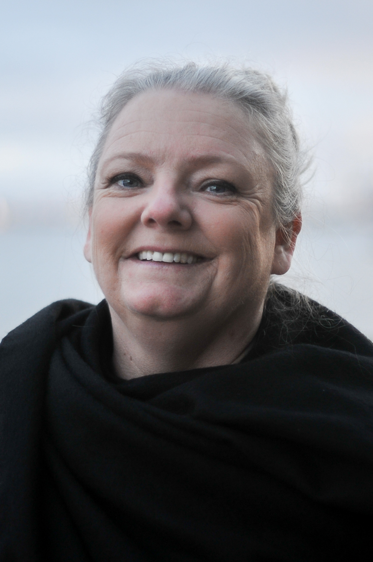 Psykoterapeut Tina Winther